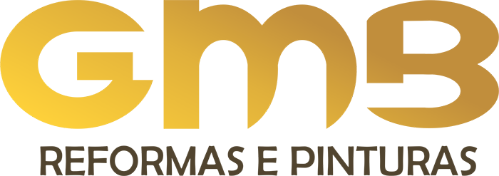 Logotipo GMB Reformas e Pinturas em Contagem-MG