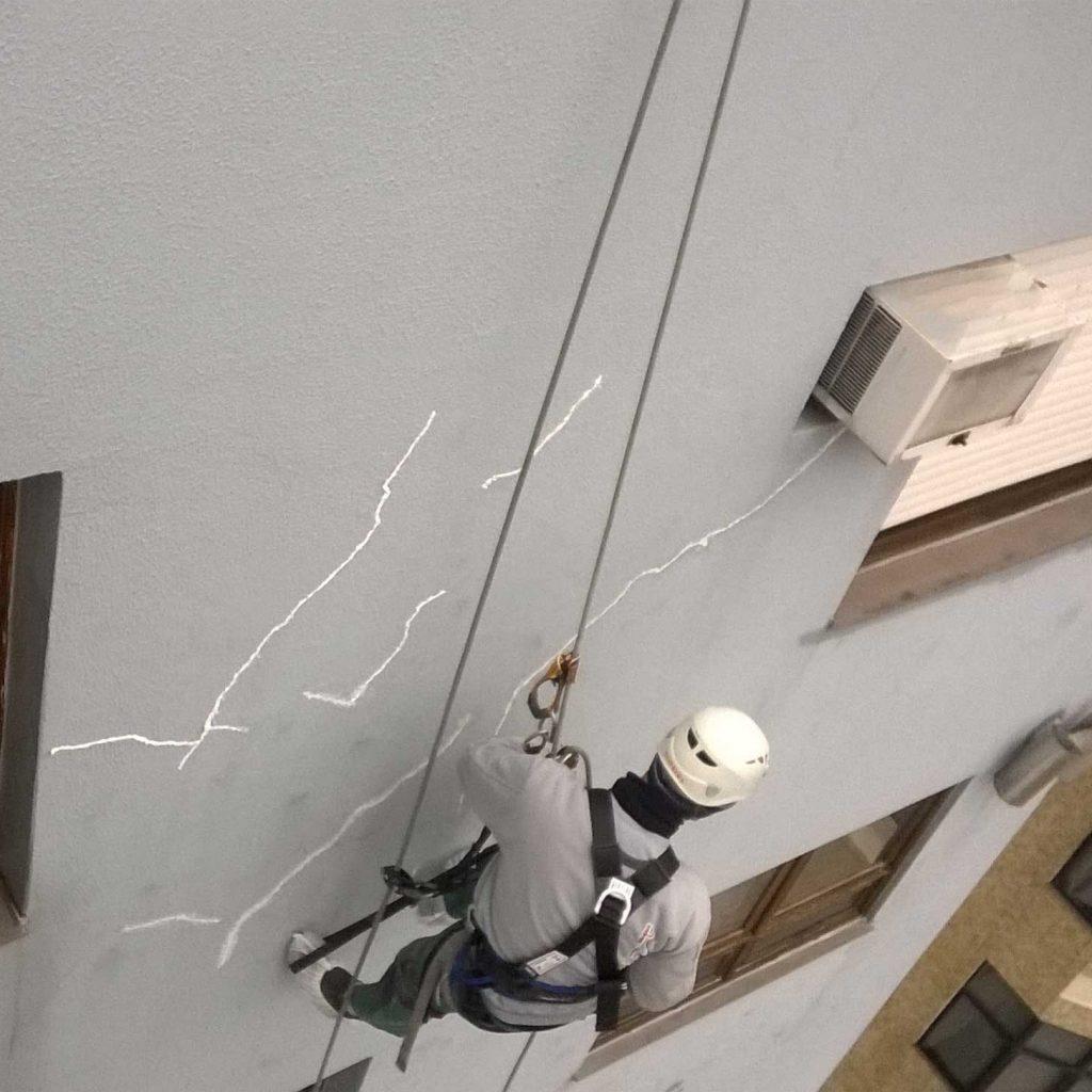 Revitalização de Fachadas em Belo Horizonte-MG